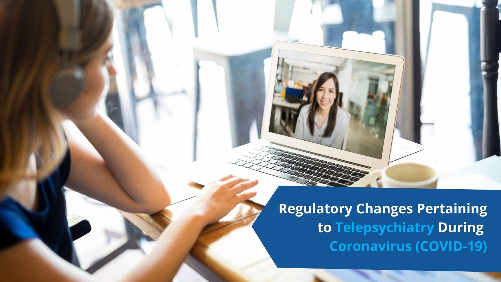 girl-watching-therapist-on-laptop-regulatory-changes-pertaining-to-telepsychiatry-during-coronavirus