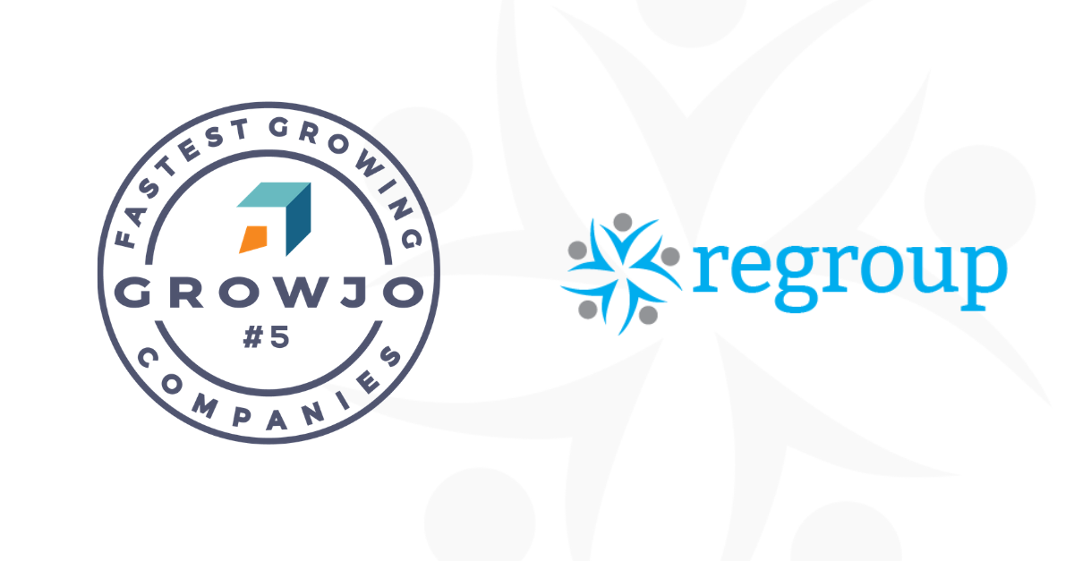 Growjo Fastest Growing Healthcare Comapnies - Regroup Telehealth & Telepsychiatry