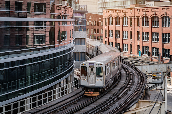 Pete Wilkins recognizes Regroup  & OCA Ventures in Forbes as a Top VC to watch - Regroup Psychiatry Company- Chicago Elevated Train